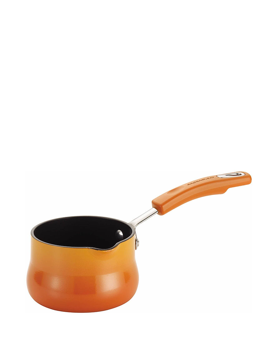 Rachael Ray Orange Pots & Dutch Ovens Cookware