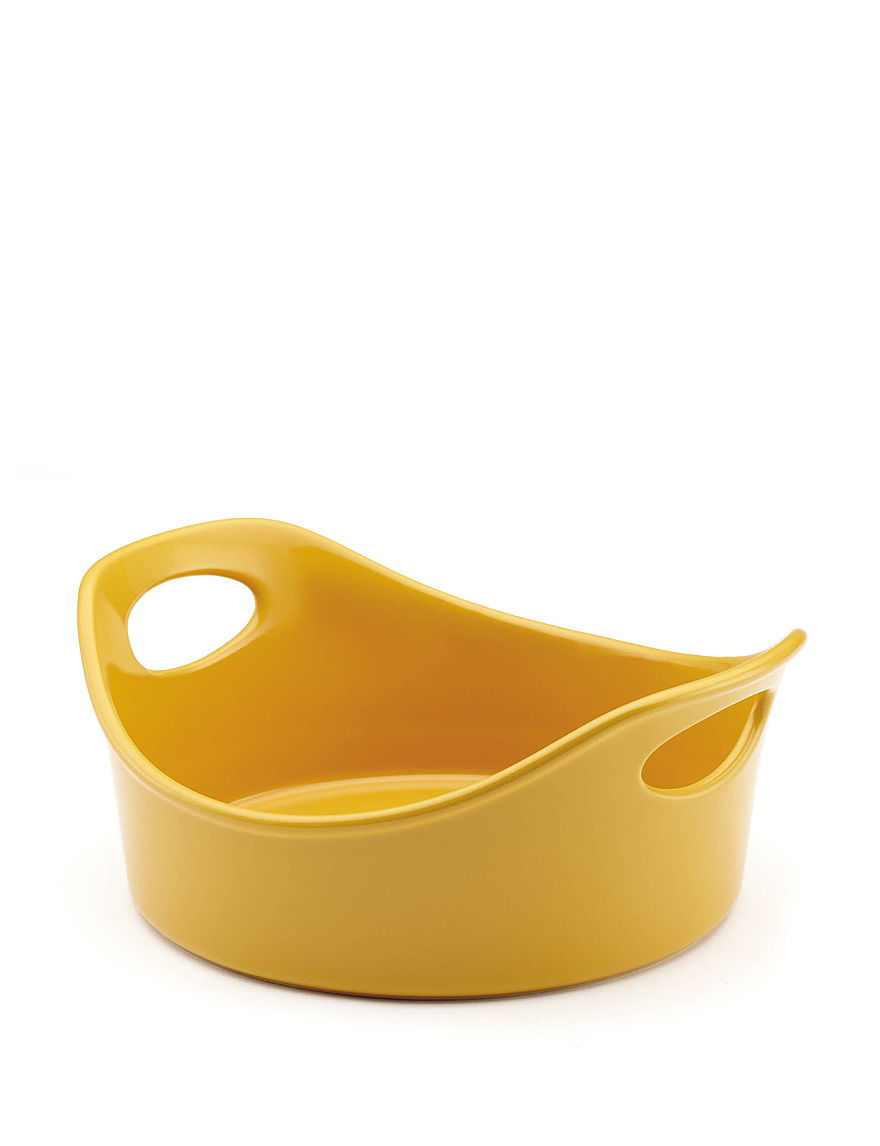 Rachael Ray Yellow Baking & Casserole Dishes Bakeware Cookware