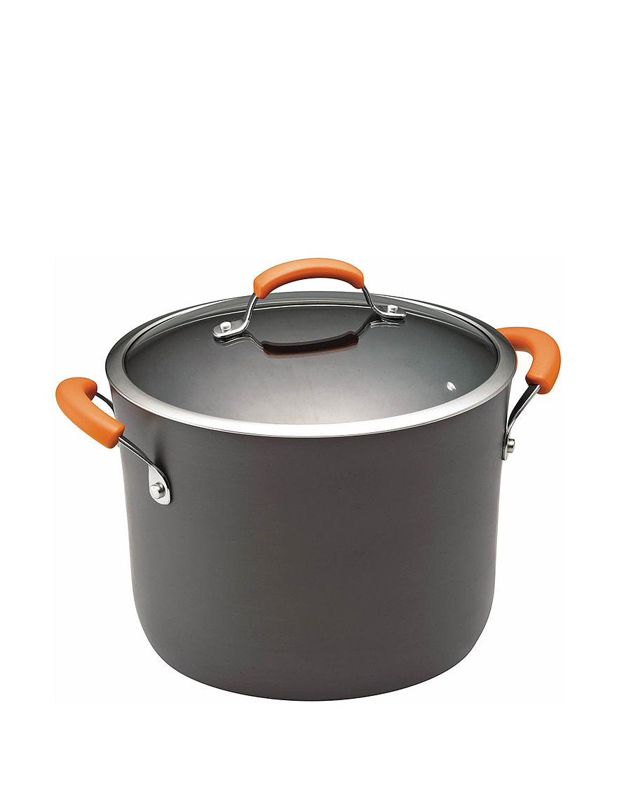 Rachael Ray Grey Pots & Dutch Ovens Cookware