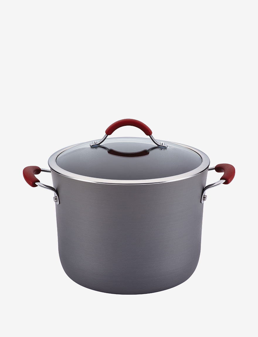 Rachael Ray Red Pots & Dutch Ovens Cookware