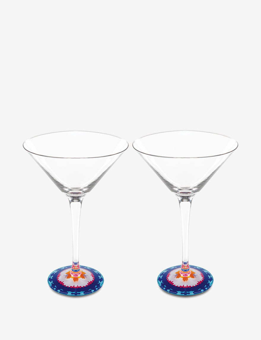 French Bull Navy Cocktail & Liquor Glasses Drinkware