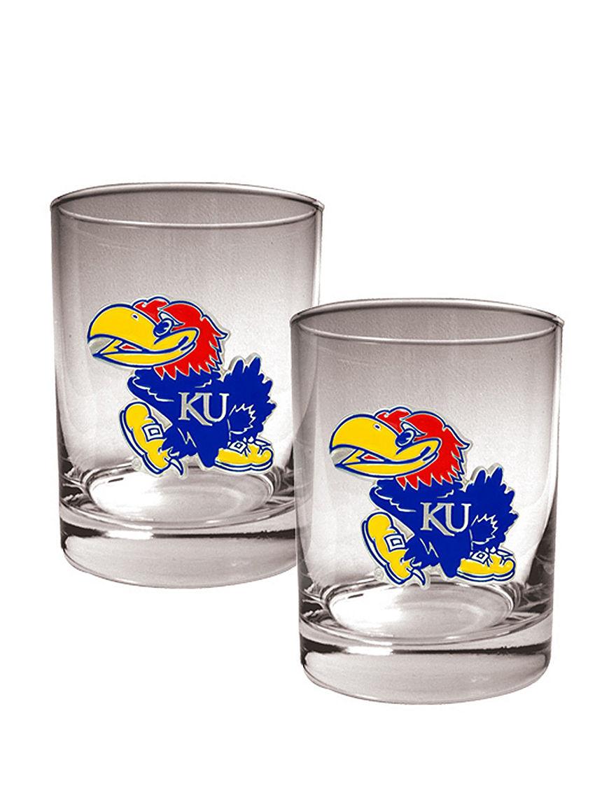 NCAA Clear Drinkware Sets Drinkware