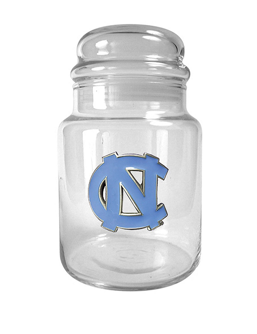 NCAA Clear Trays & Jars Kitchen Storage & Organization