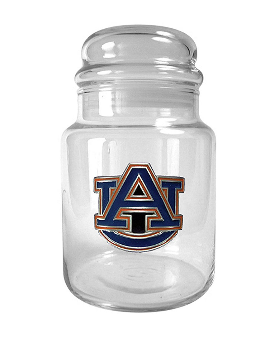 NCAA Clear Trays & Jars Kitchen Storage & Organization