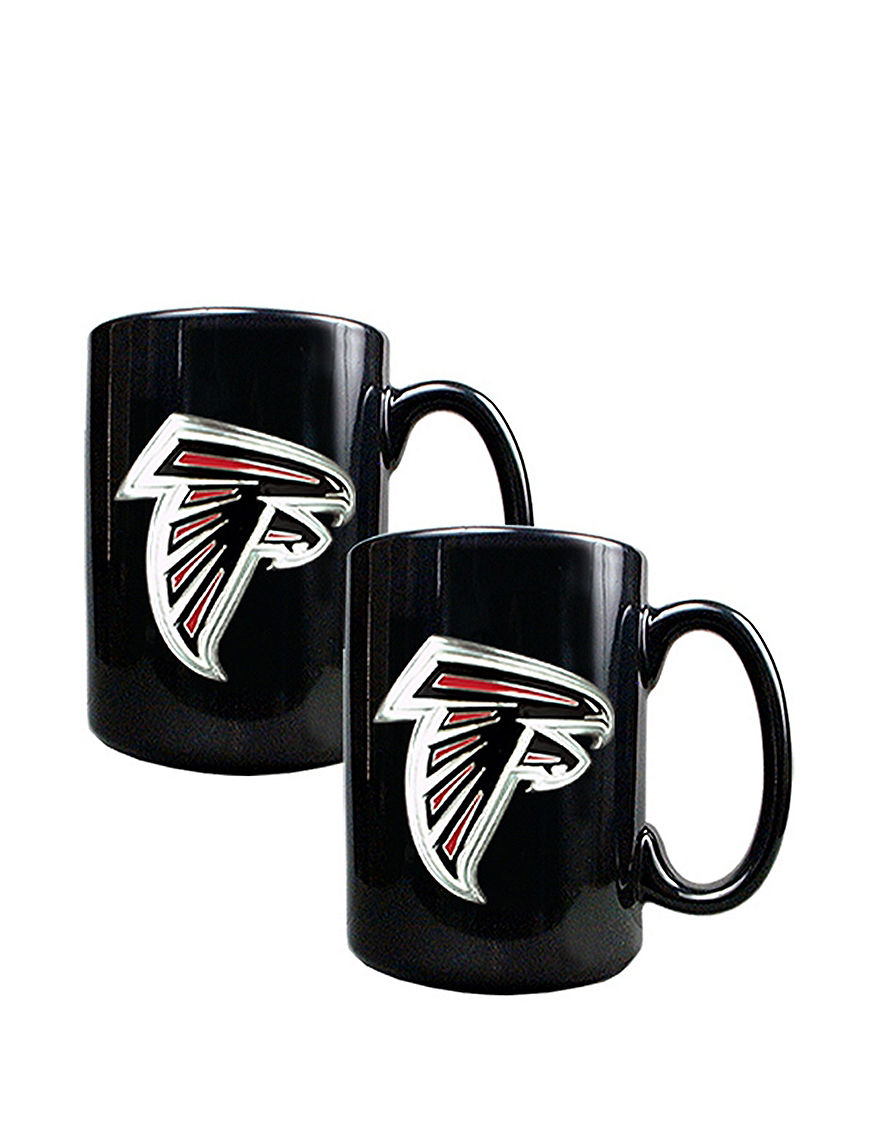 NFL Black Drinkware Sets Mugs Drinkware