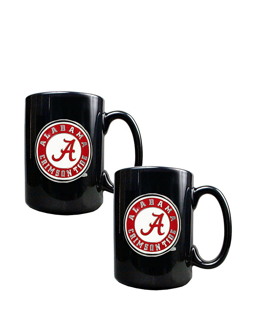 NCAA Black Mugs Drinkware