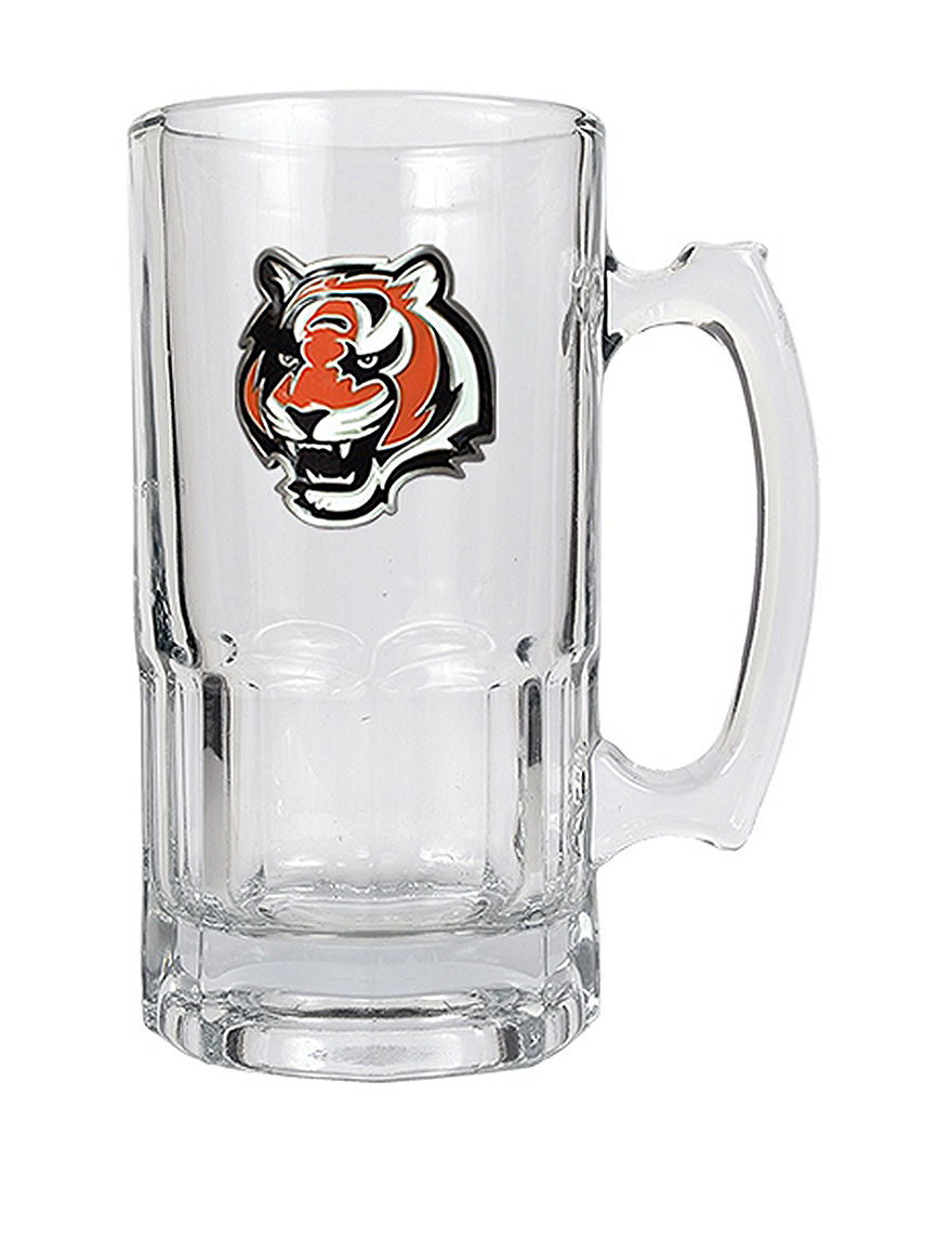 NFL Clear Beer Glasses Everyday Cups & Glasses Mugs Drinkware