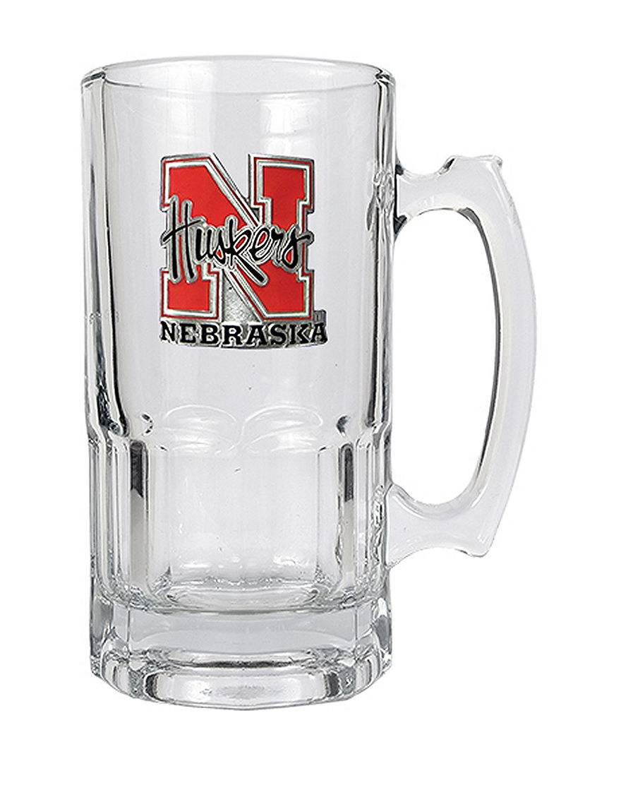 NCAA Clear Drinkware Sets Mugs Drinkware