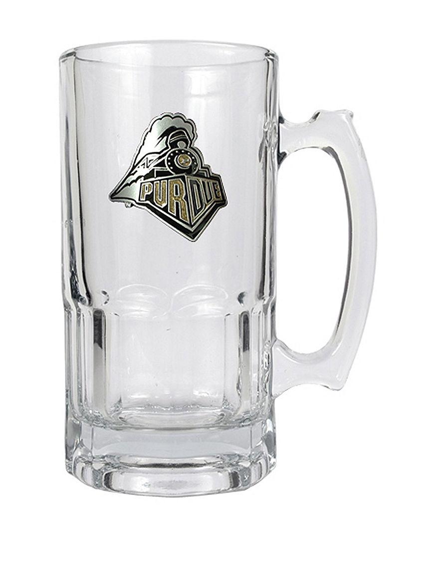 NCAA Clear Beer Glasses Everyday Cups & Glasses Mugs Drinkware