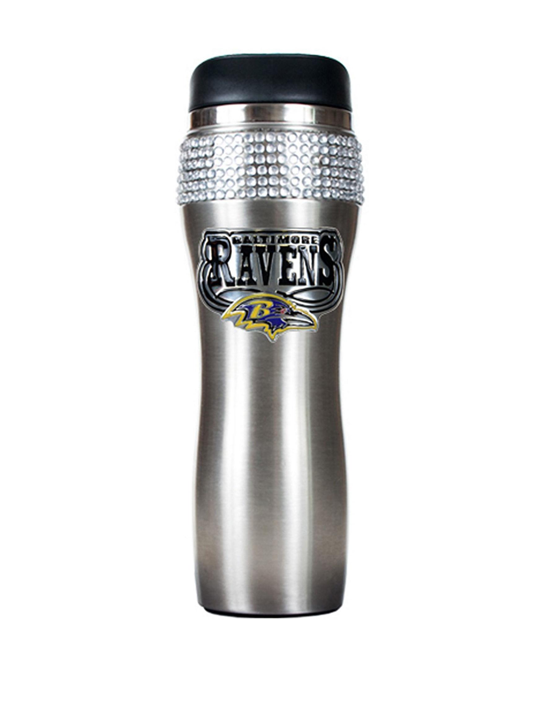 NFL Silver Tumblers Drinkware