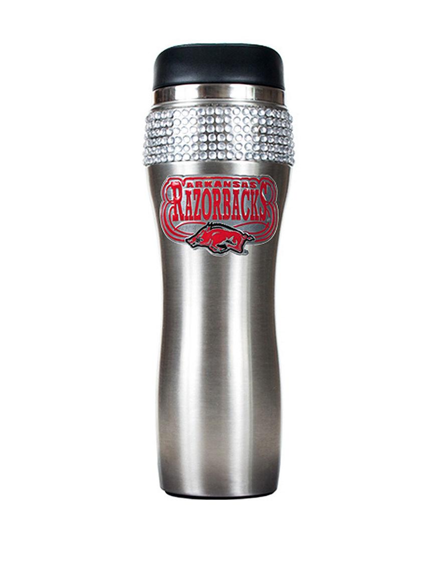 NCAA Silver Tumblers Drinkware
