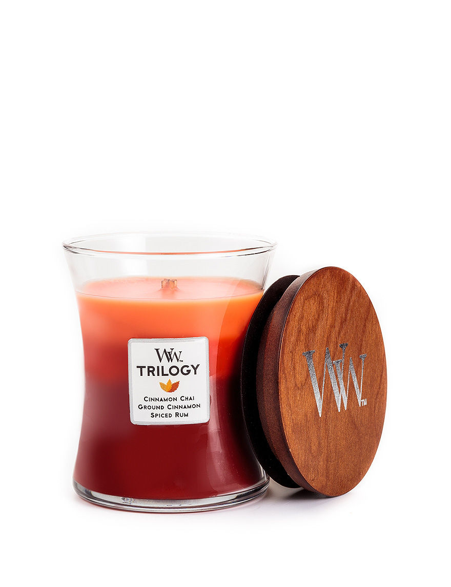 Woodwick  Candles Candles & Diffusers