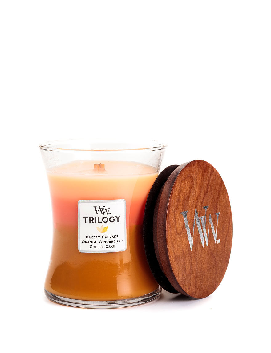 Woodwick Orange Candles Candles & Diffusers