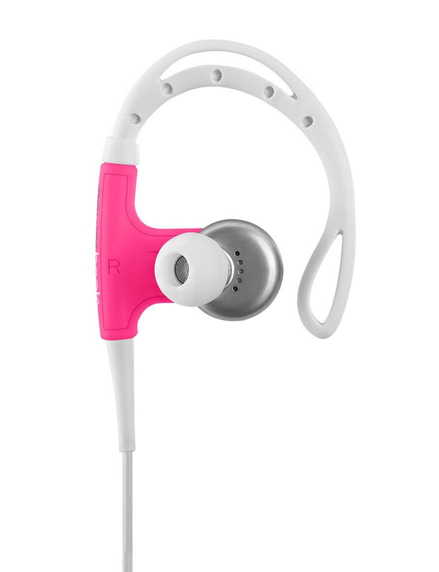 Beats by Dre Powerbeats Earphones - Pink - Beats by Dre