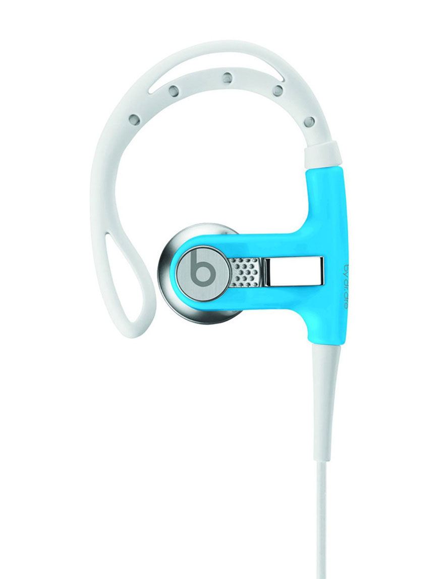 Beats by Dre Powerbeats Earphones - Blue - Beats by Dre