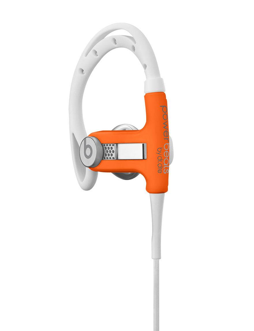 Beats by Dre Powerbeats Earphones - Orange - Beats by Dre
