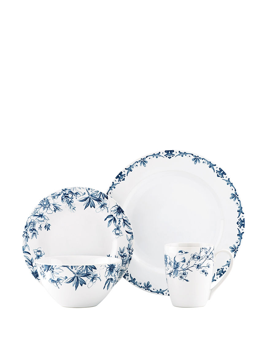 Gorham Dinnerware Sets Dinnerware  sc 1 st  Stage Stores & Gorham® Kathy Ireland 4-pc. Natures Song Place Setting | Stage Stores