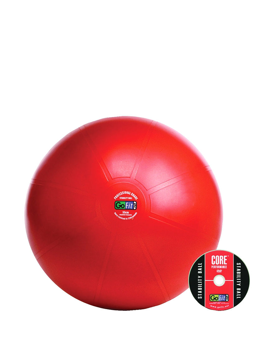GOFIT Red Fitness Equipment