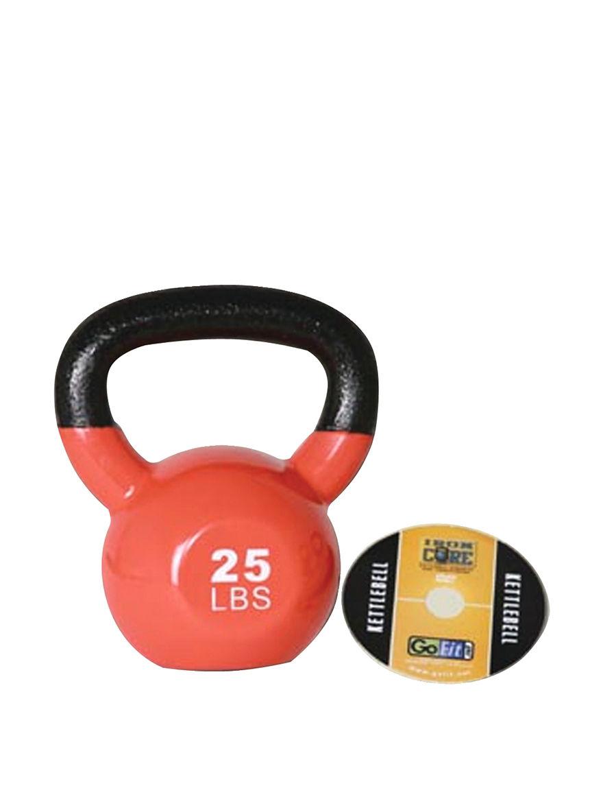 GOFIT Orange Fitness Equipment
