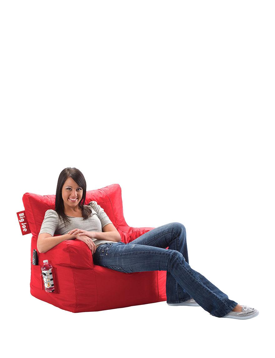 Surprising Comfort Research Flaming Red Big Joe Dorm Chair Stage Stores Frankydiablos Diy Chair Ideas Frankydiabloscom