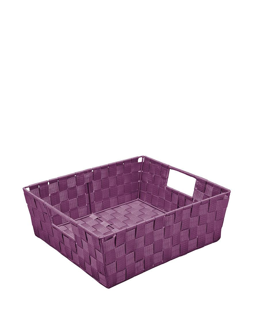 Simplify Plum Cubbies & Cubes Storage & Organization