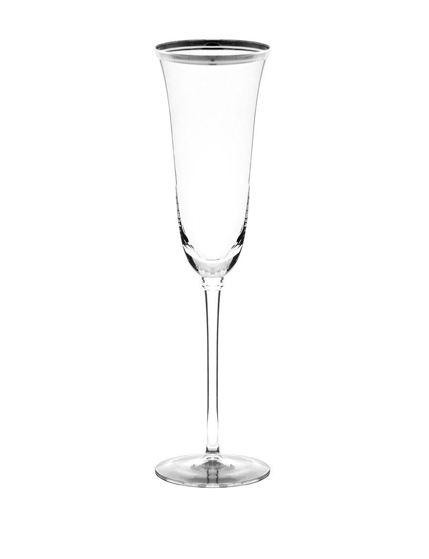 10 Strawberry Street  Champagne Glasses Drinkware