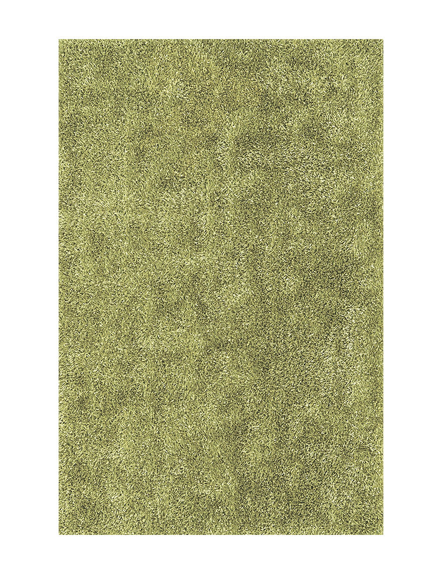 Dalyn Rugs Illusion Collection Solid Color Willow Green