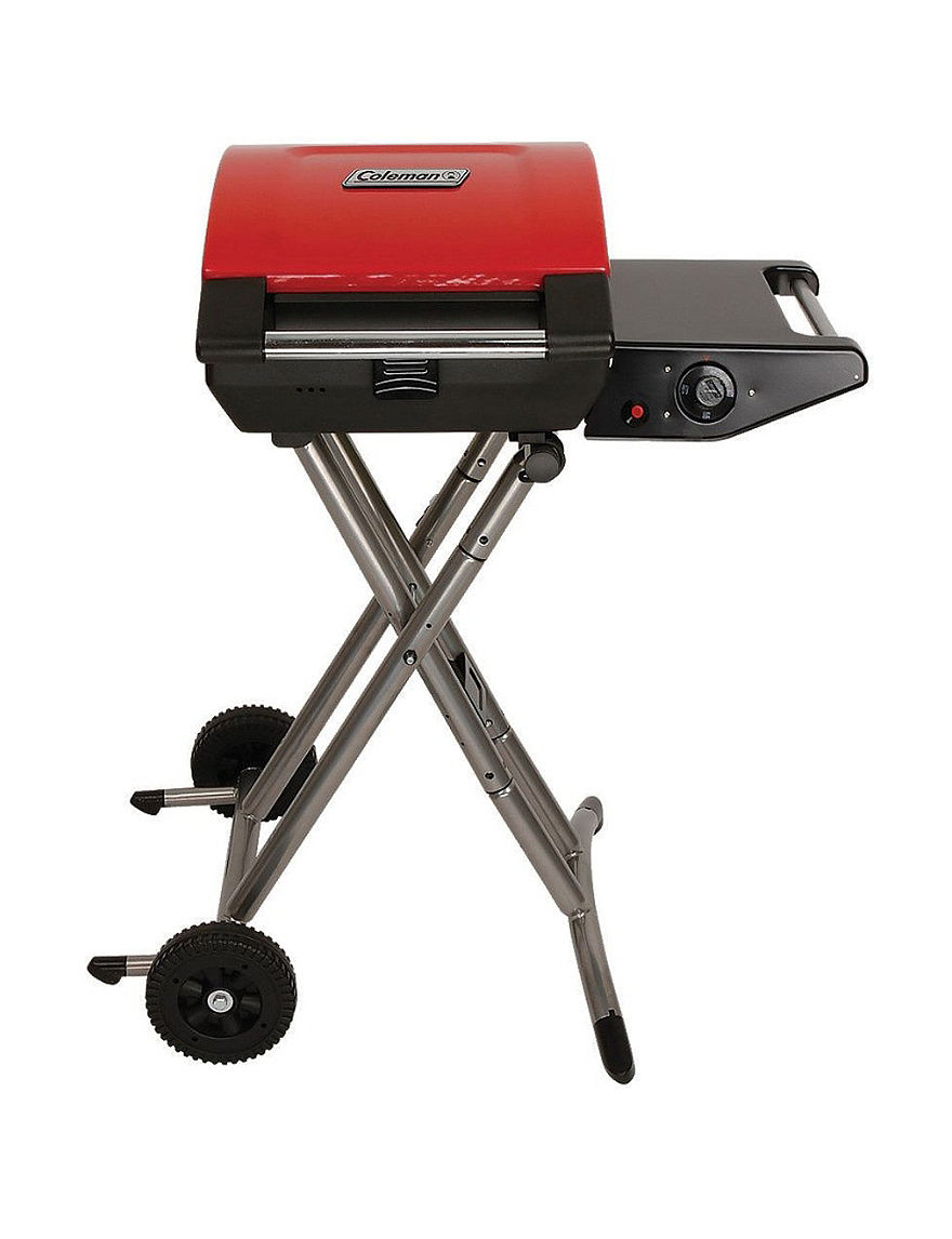 Coleman Red Grills & Grill Accessories