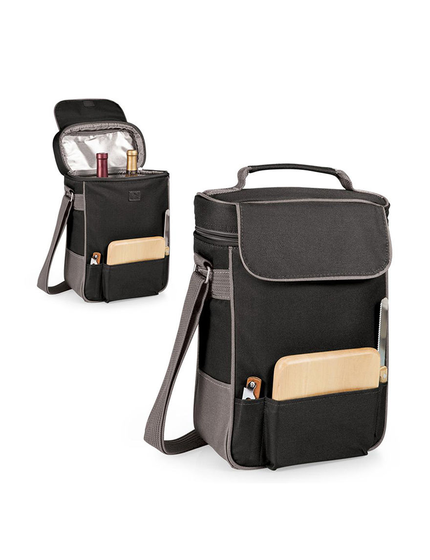 Picnic Time Grey Coolers Wine & Bar Tools Wine Coolers Bar Accessories