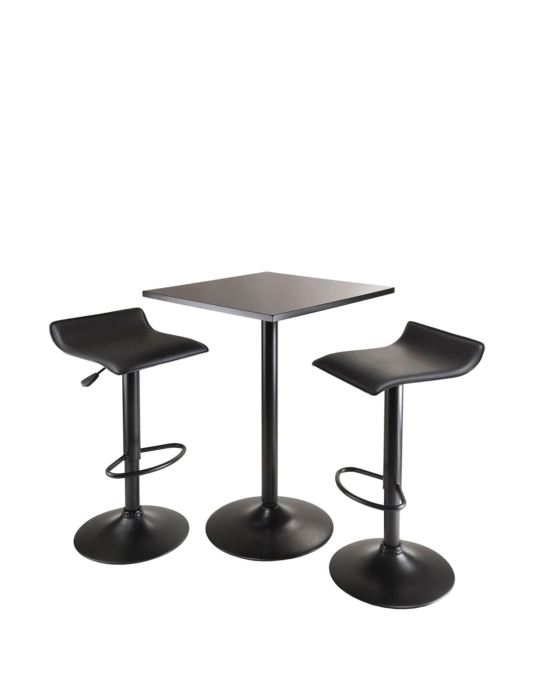Winsome Black Dining Room Sets Kitchen & Dining Furniture