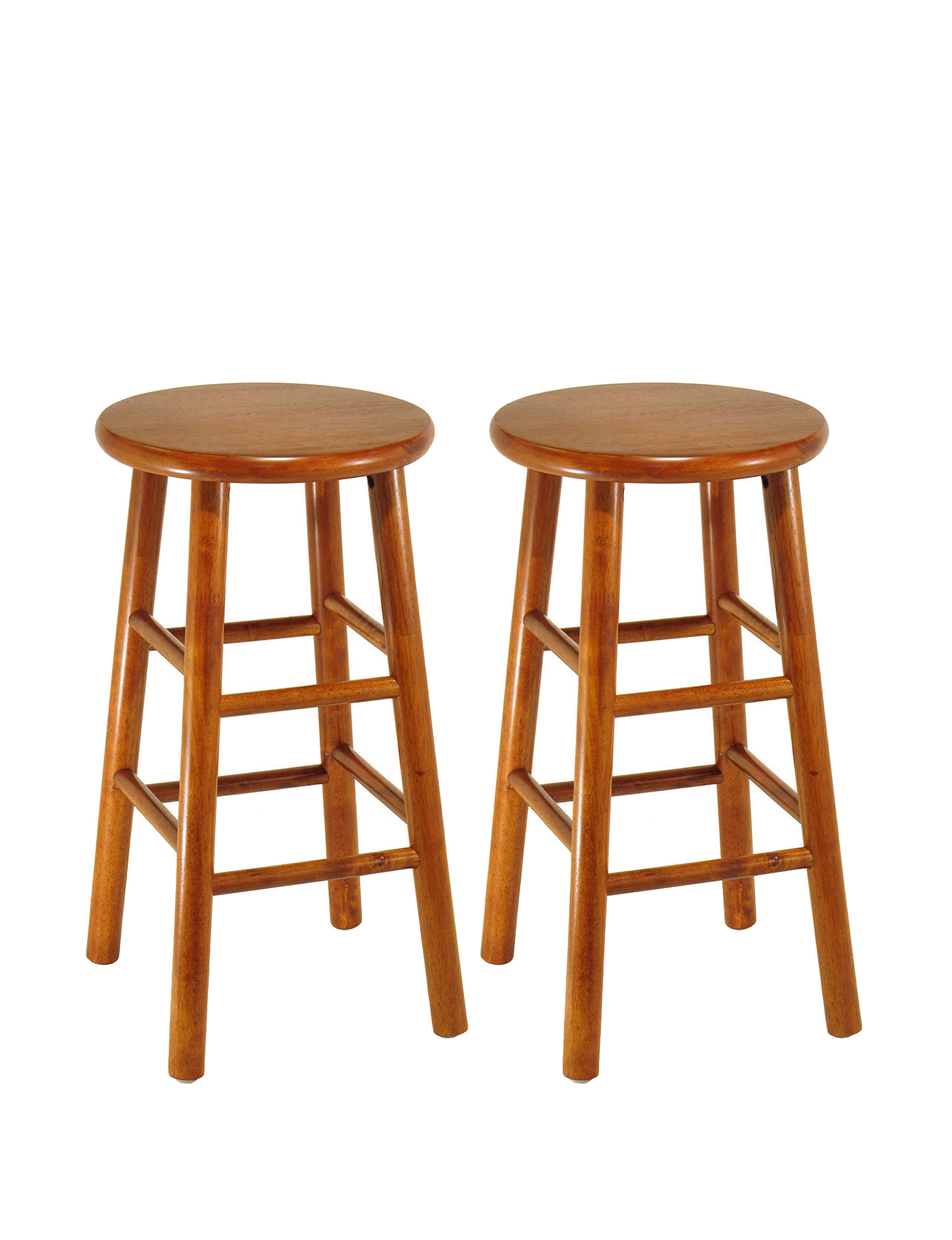 Winsome Cherry Finish Bar & Kitchen Stools Kitchen & Dining Furniture