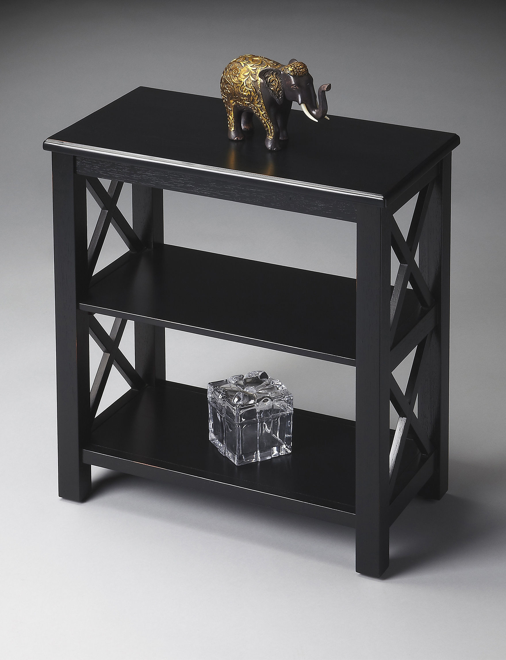 Butler Specialty Co. Black Bookcases & Shelves Home Office Furniture
