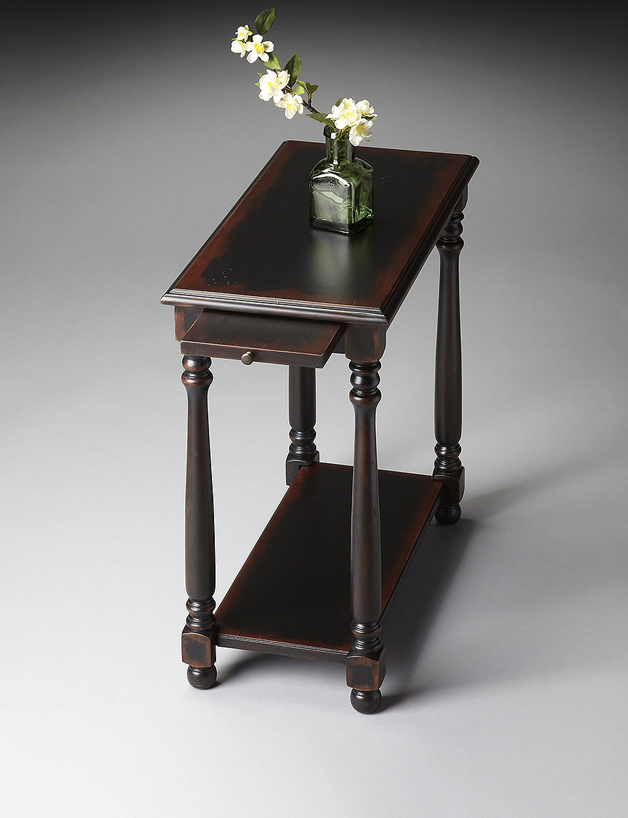Butler Specialty Co. Espresso Accent & End Tables Living Room Furniture