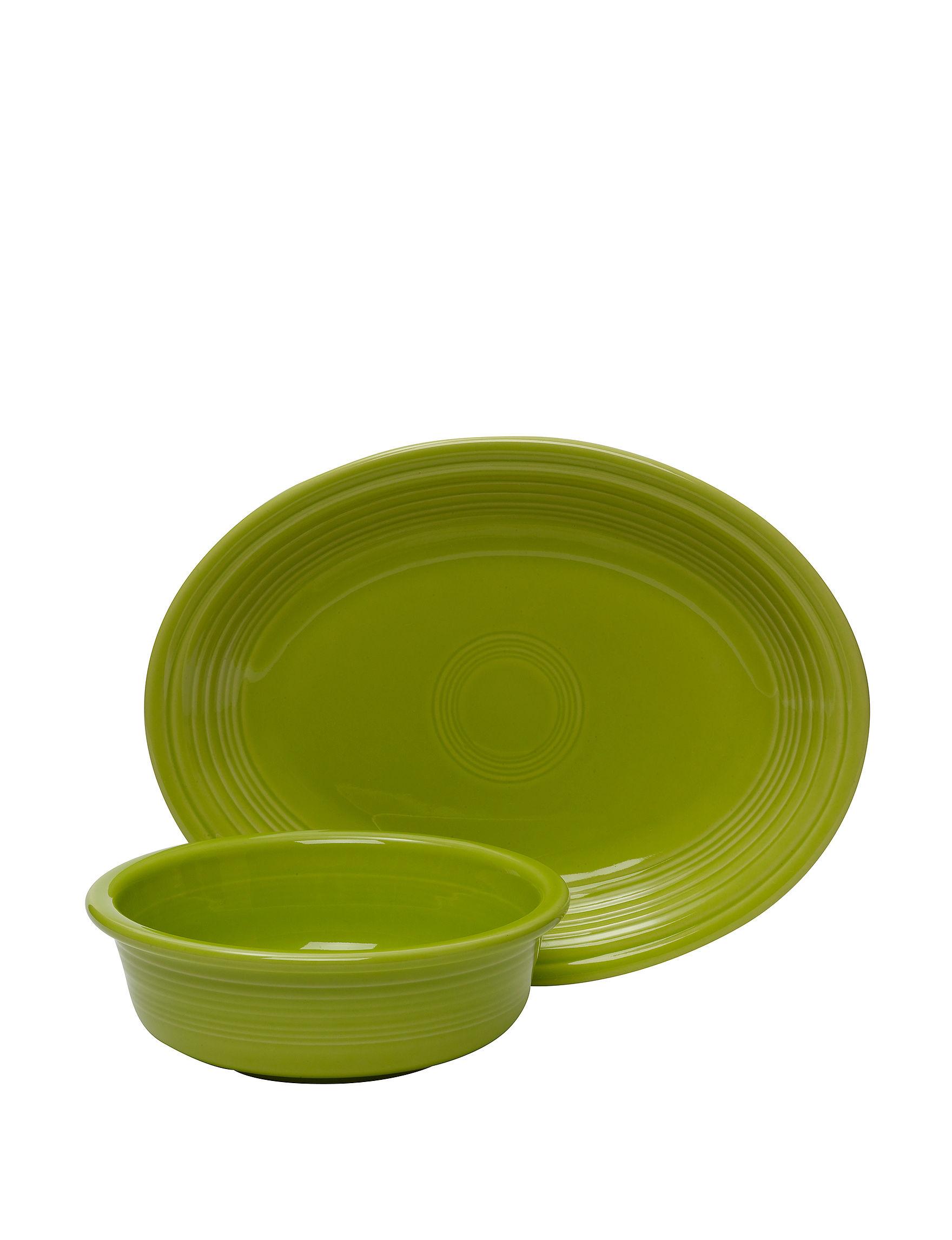 Fiesta Lemongrass Serving Bowls Serveware