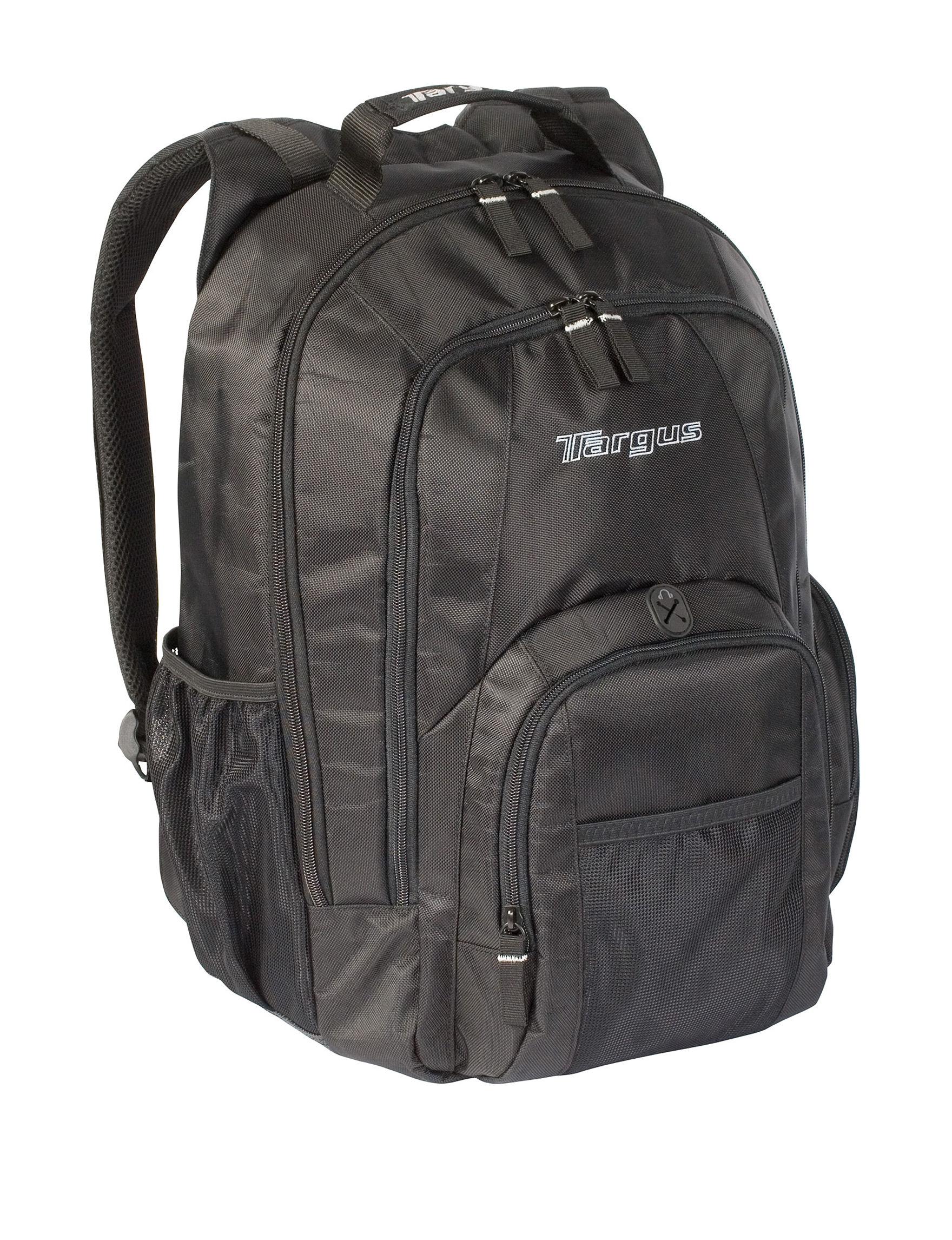 Targus Black Bookbags & Backpacks