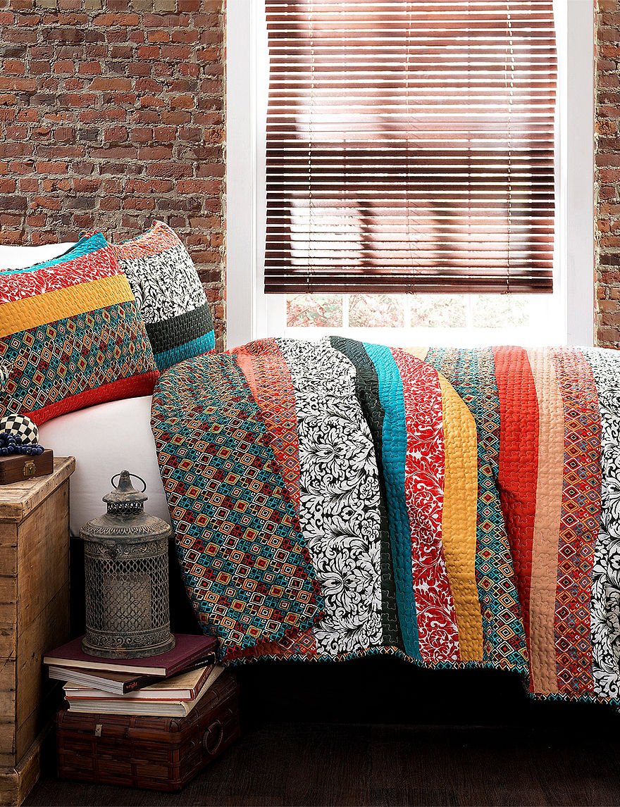 Lush Decor Turquoise Quilts & Quilt Sets