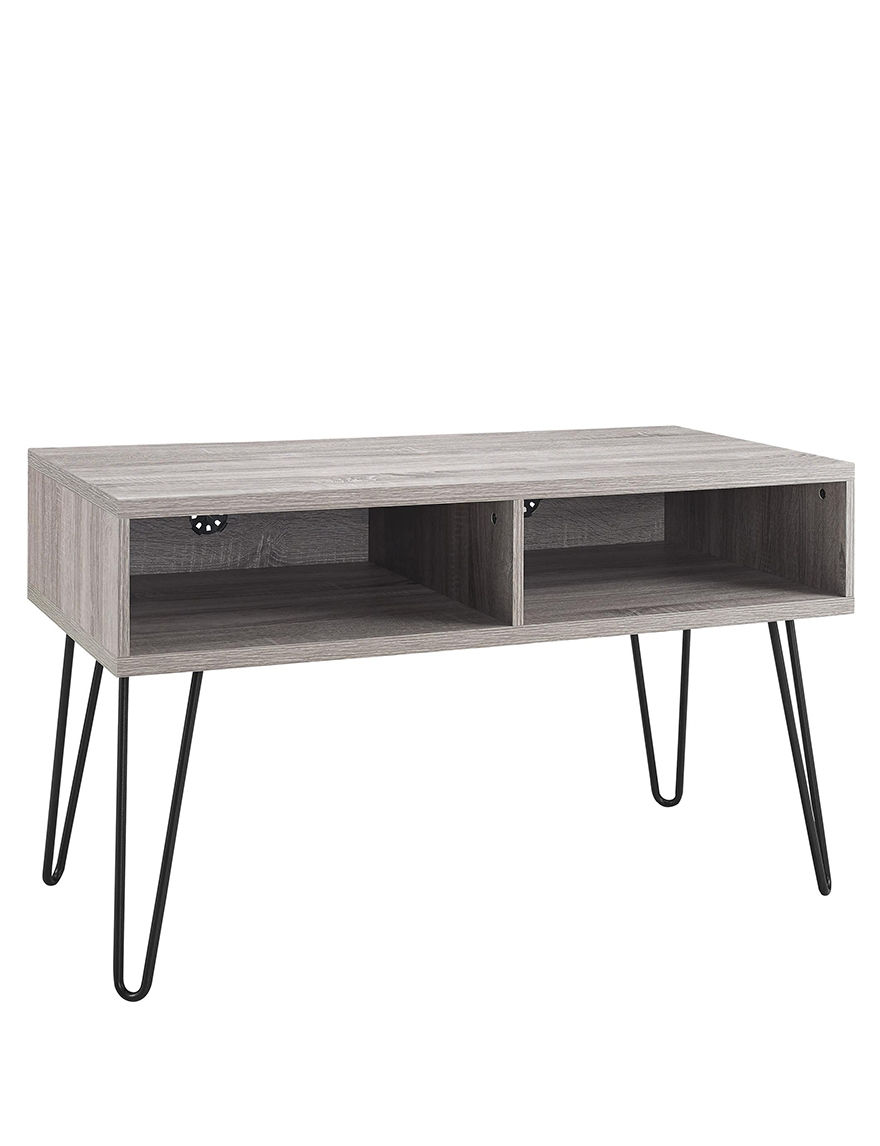 Altra Grey TV Stands & Entertainment Centers Living Room Furniture