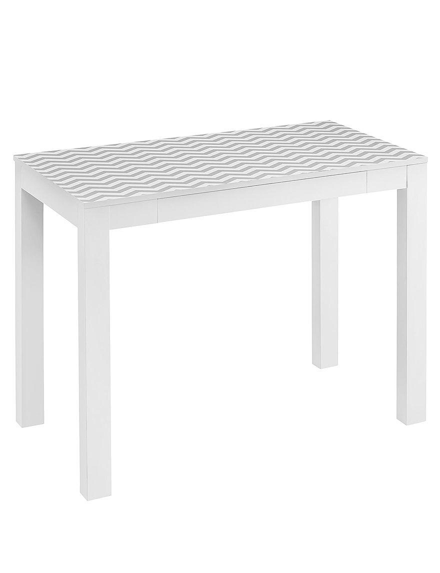 Altra White Desks Home Office Furniture