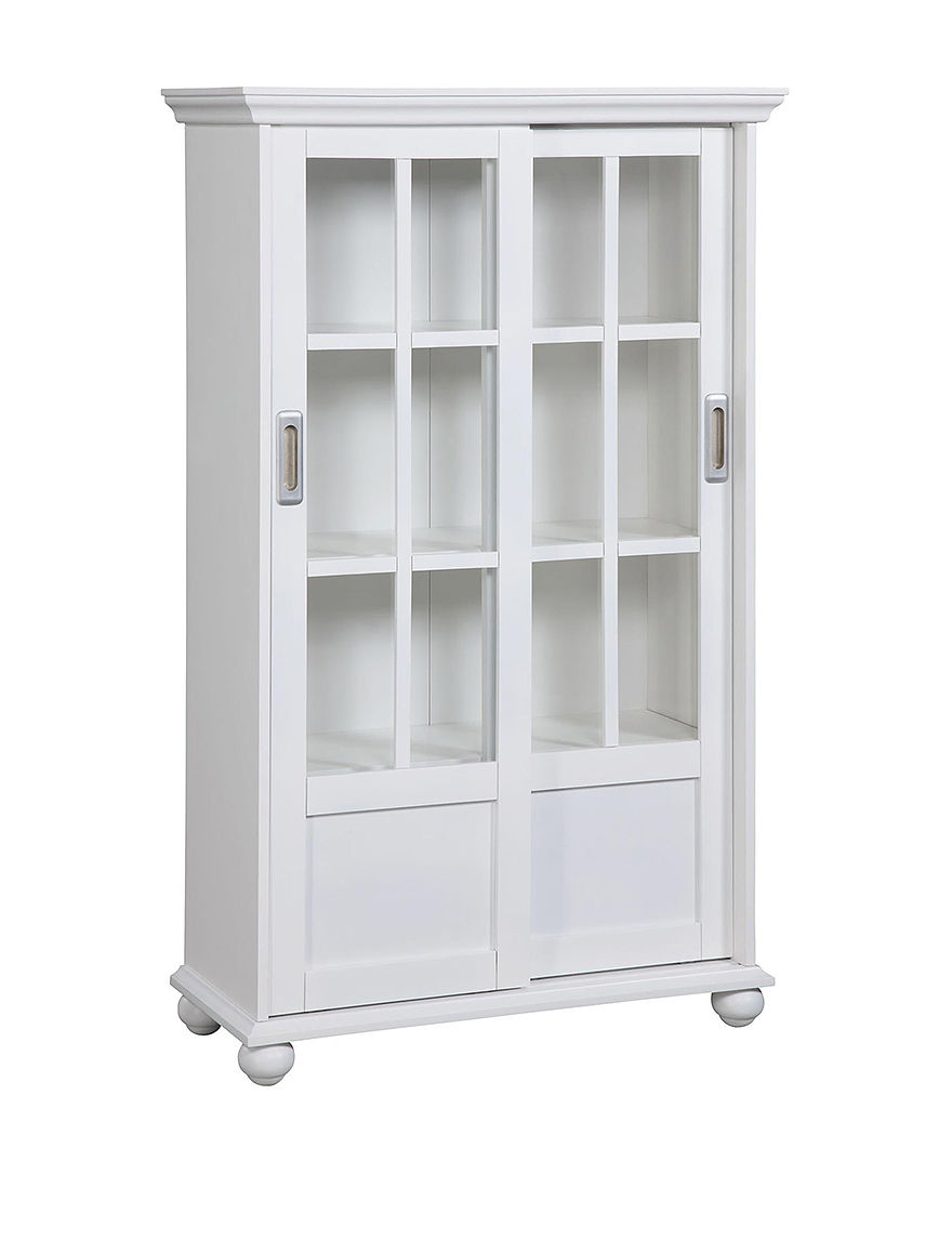 Altra White Bookcases & Shelves Home Office Furniture