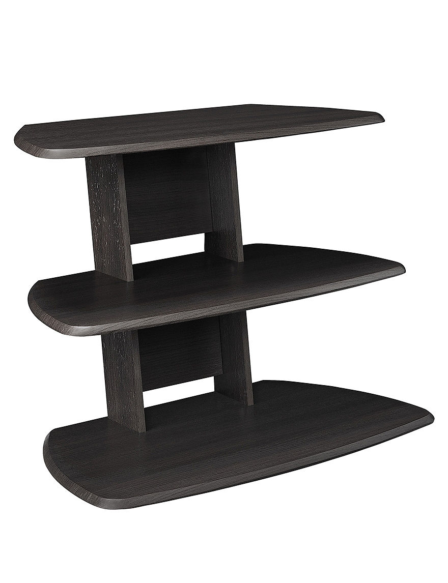 Altra Espresso TV Stands & Entertainment Centers Living Room Furniture