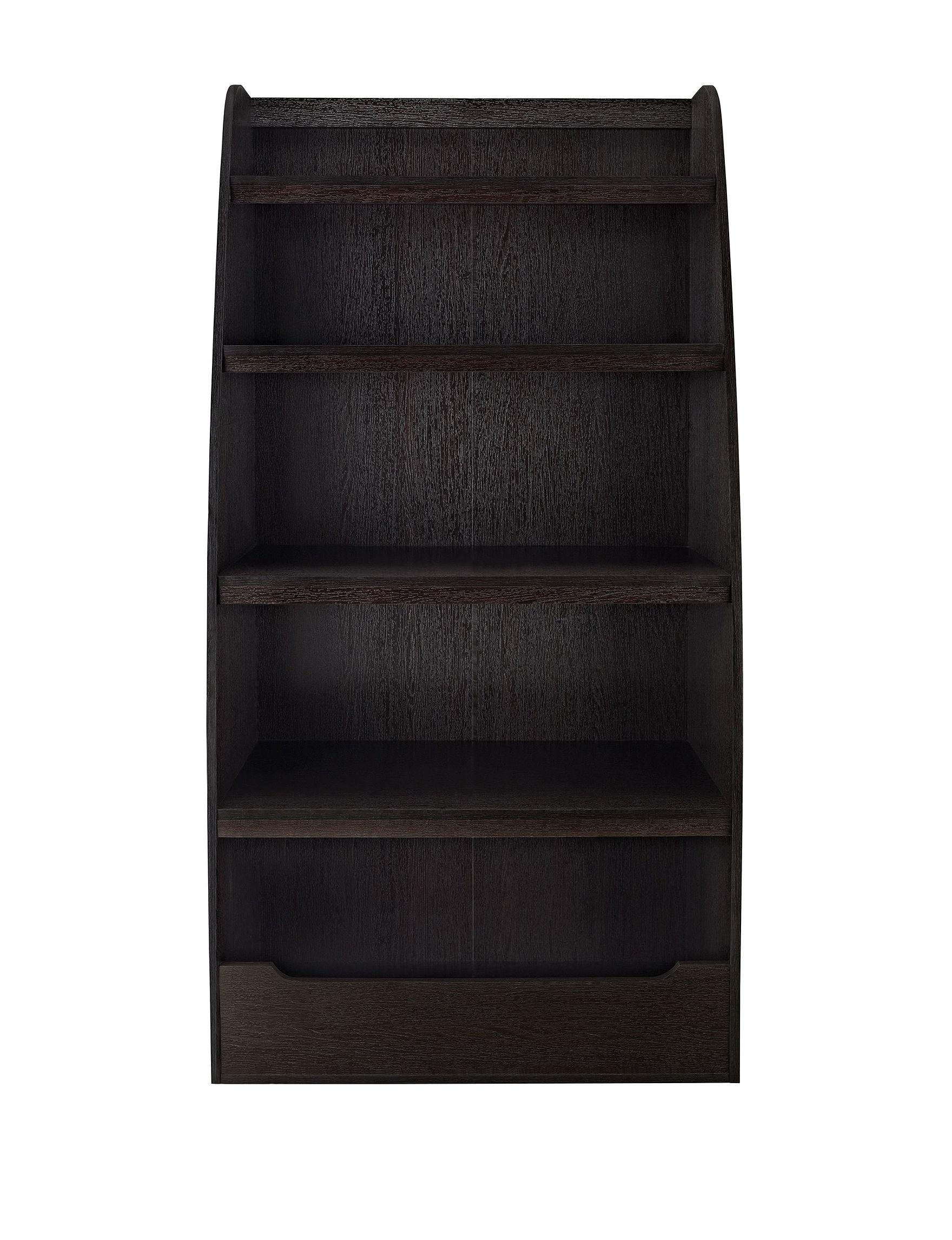 Altra Espresso Bookcases & Shelves Living Room Furniture