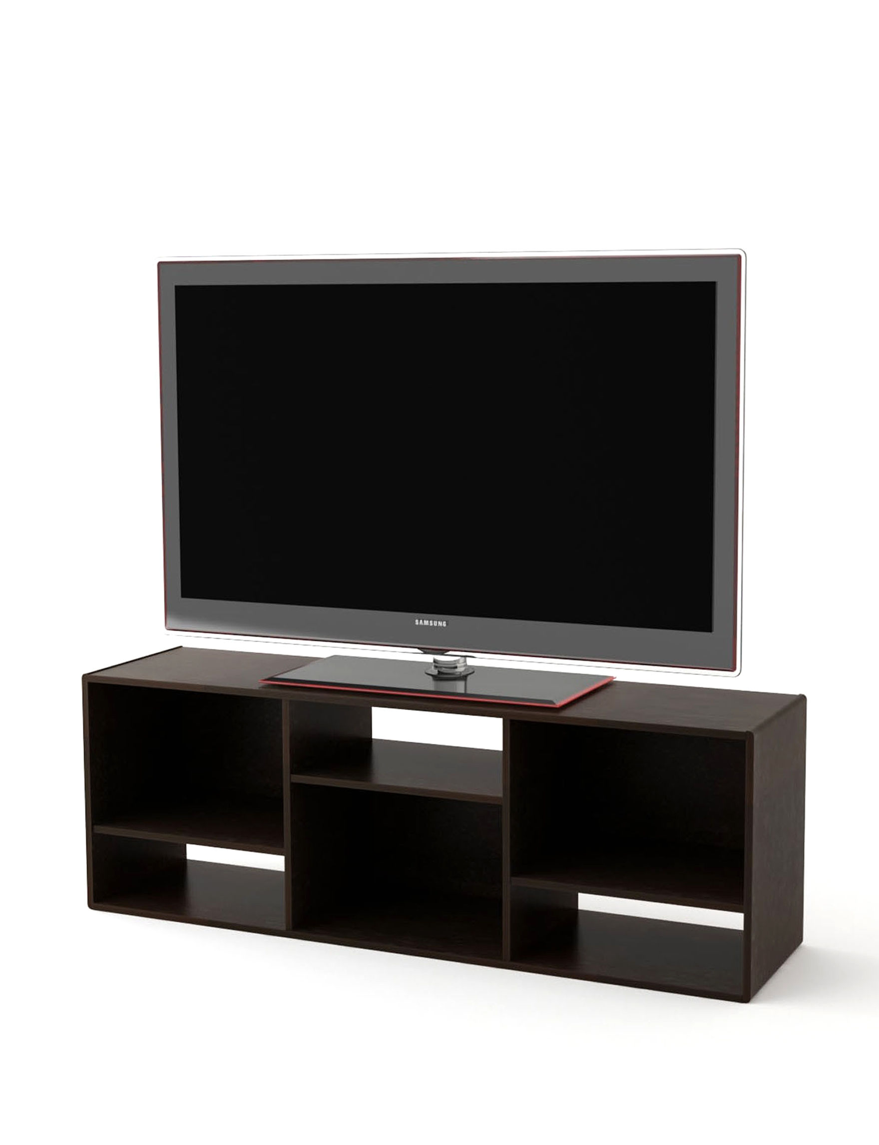 Ameriwood Espresso TV Stands & Entertainment Centers Living Room Furniture