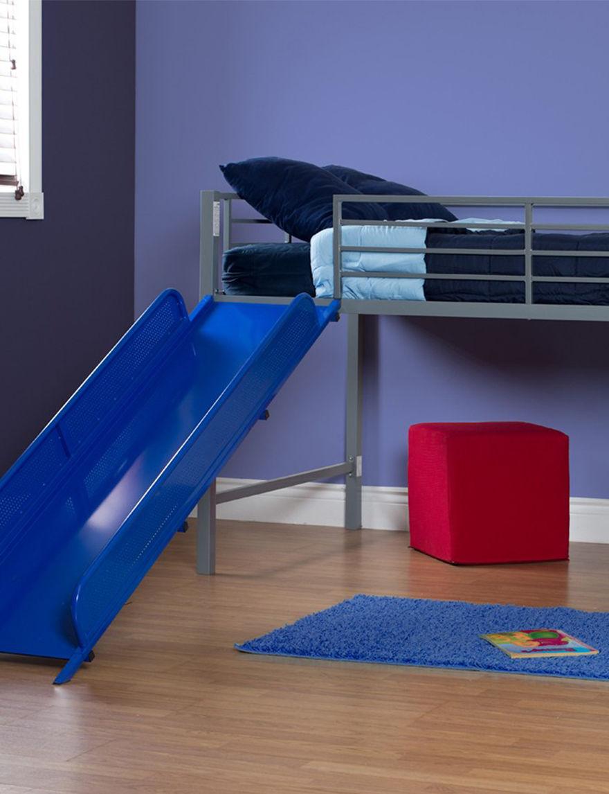 Dorel Silver Beds & Headboards Bedroom Furniture