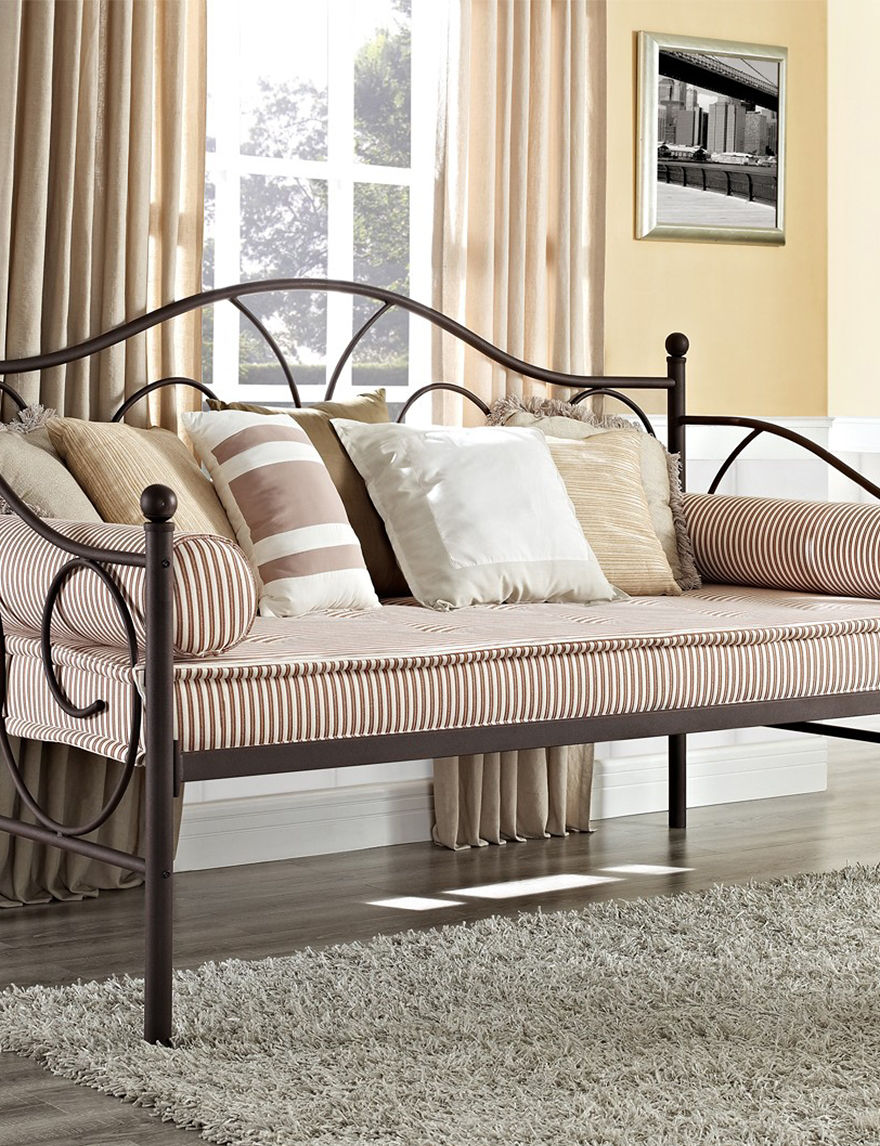 Dorel Bronze Beds & Headboards Bedroom Furniture