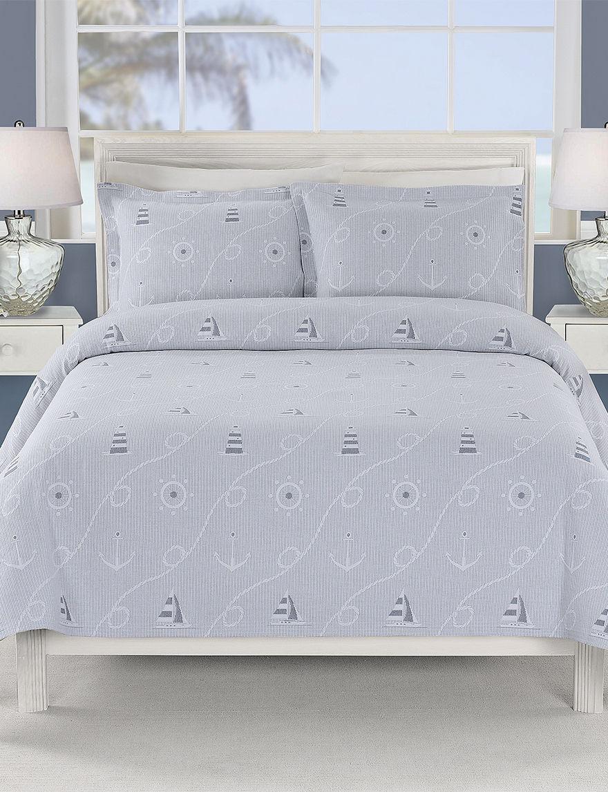 Lamont Home Blue Quilts & Quilt Sets