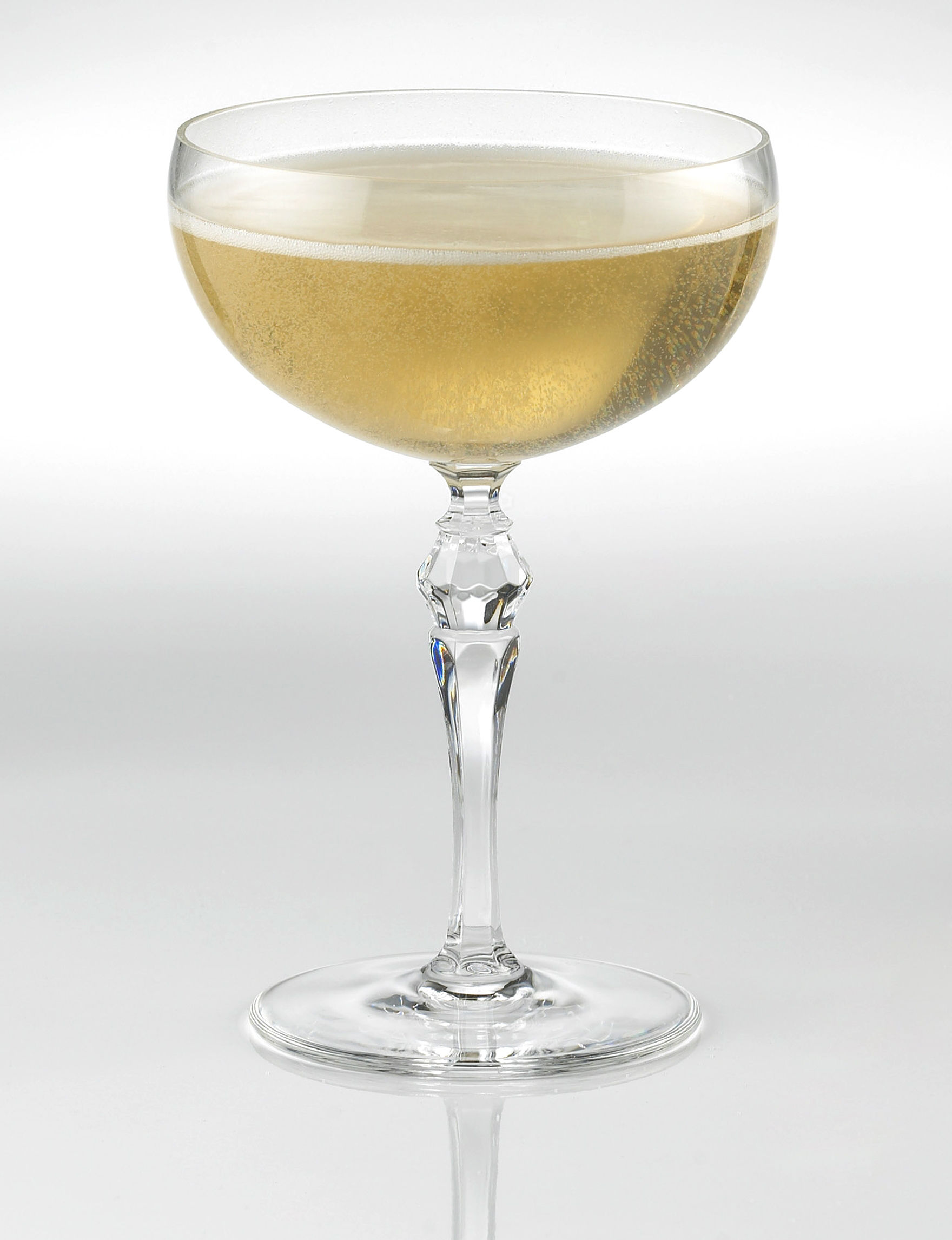 Wine Enthusiast Silver Champagne Glasses Drinkware