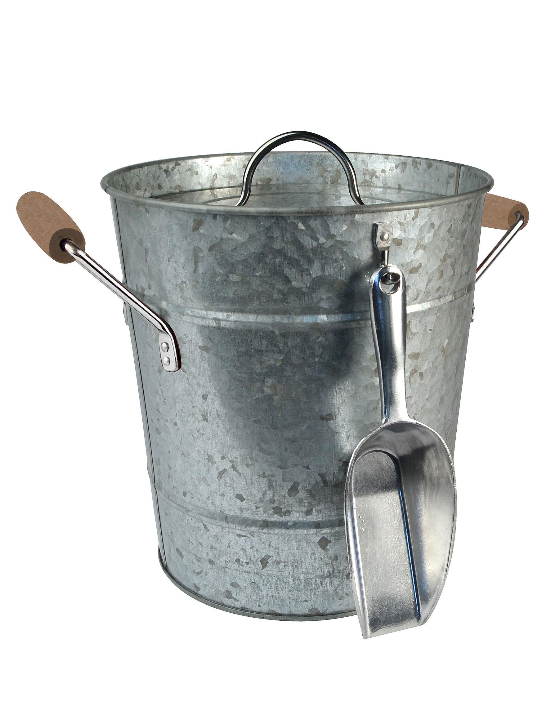 Artland Steel Ice Buckets Serveware