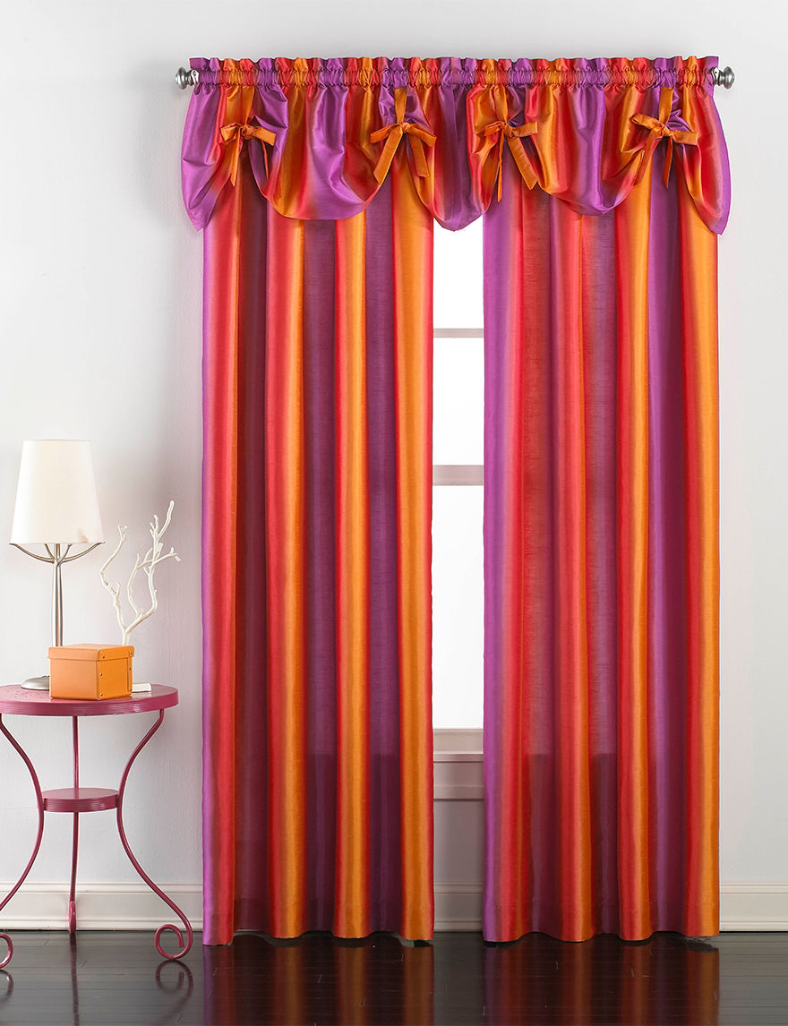CHF & You Pink Curtains & Drapes Window Treatments