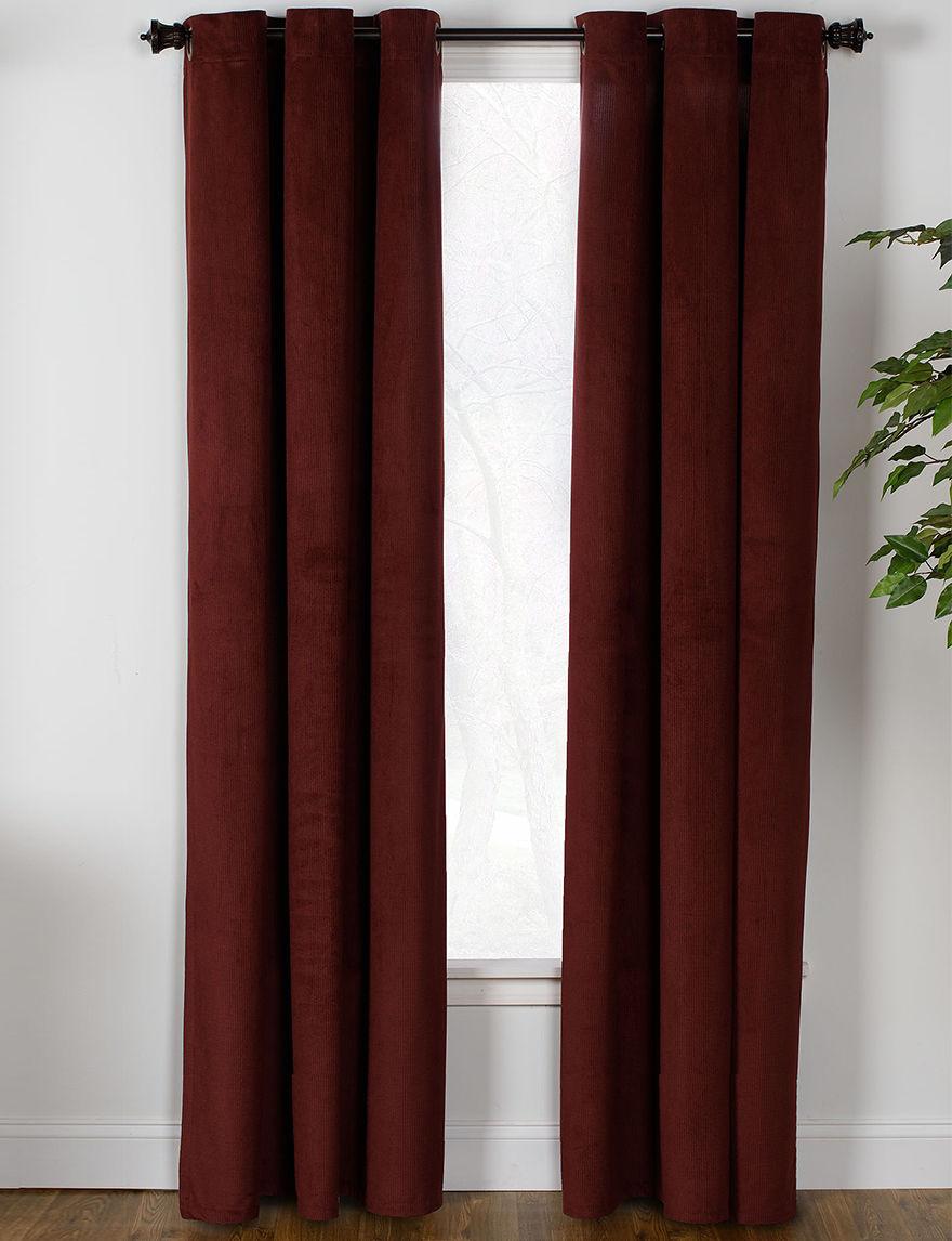 Westgate Brick Curtains & Drapes Window Treatments