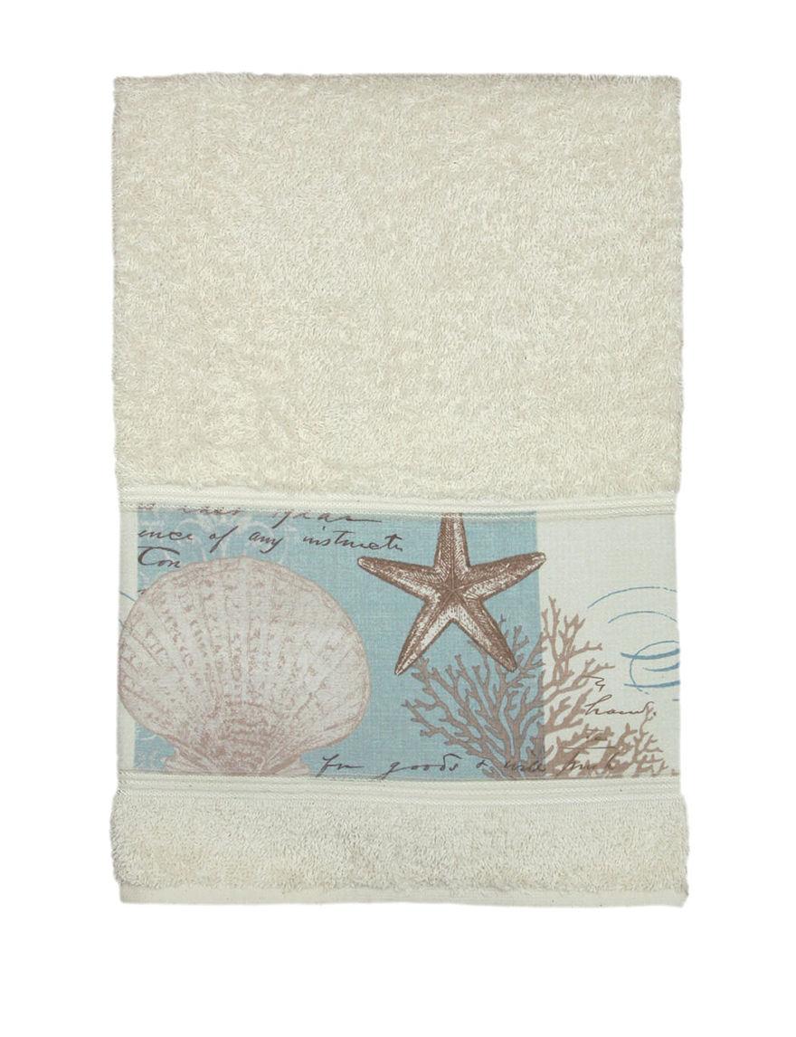 Bacova Guild Blue Bath Towels Towels